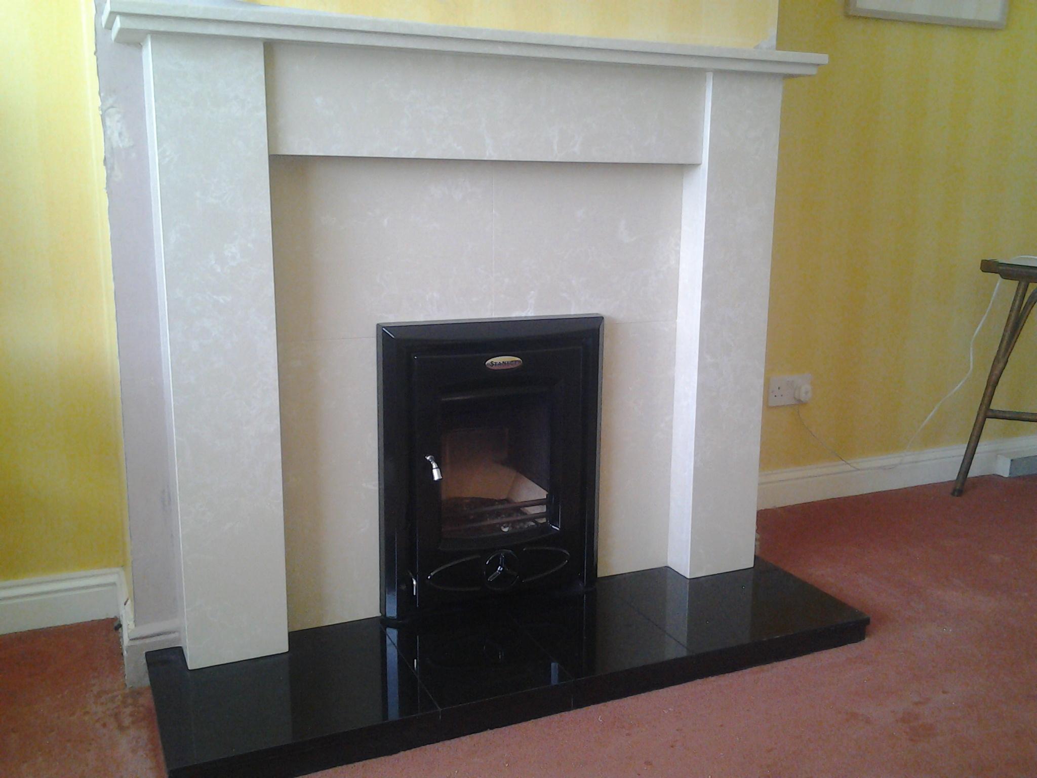 insert stove lawlor fireplaces dublin